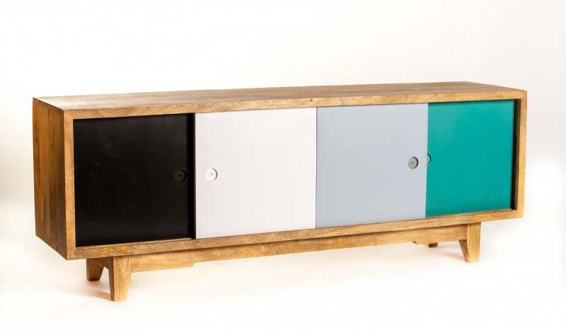 47 id es d co de meuble tv - Meuble tv scandinave design ...
