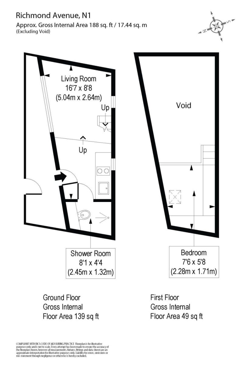 Plan de la plus petite maison