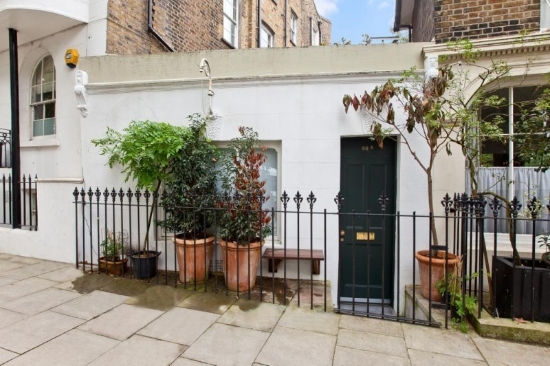 La plus petite maison de Londres