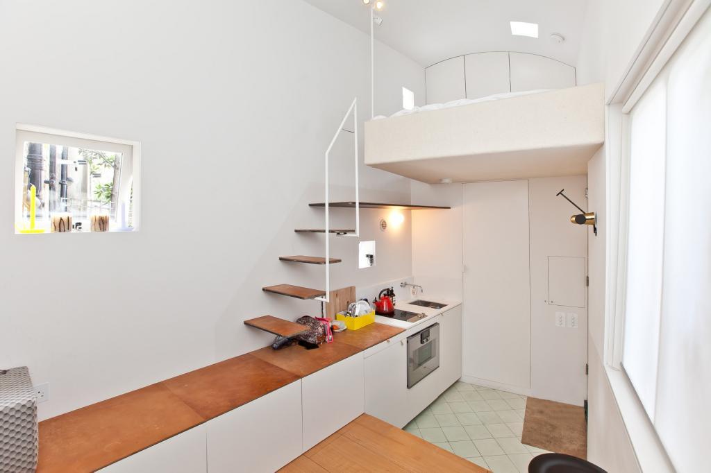 Insolite : la maison la plus petite de Londres !
