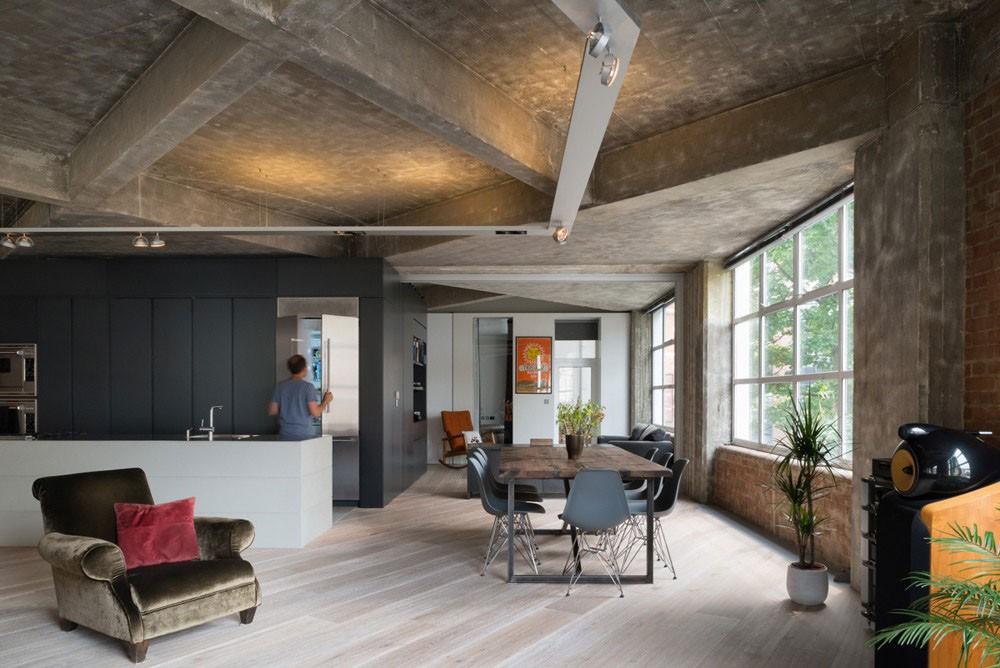 Loft moderne : idées déco pour appartement contemporain