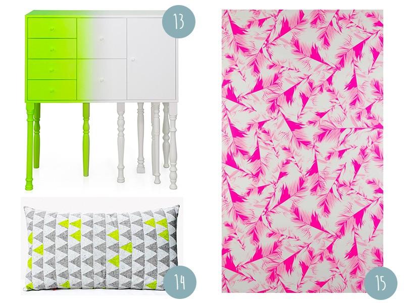 papier peint rose fluo. Black Bedroom Furniture Sets. Home Design Ideas