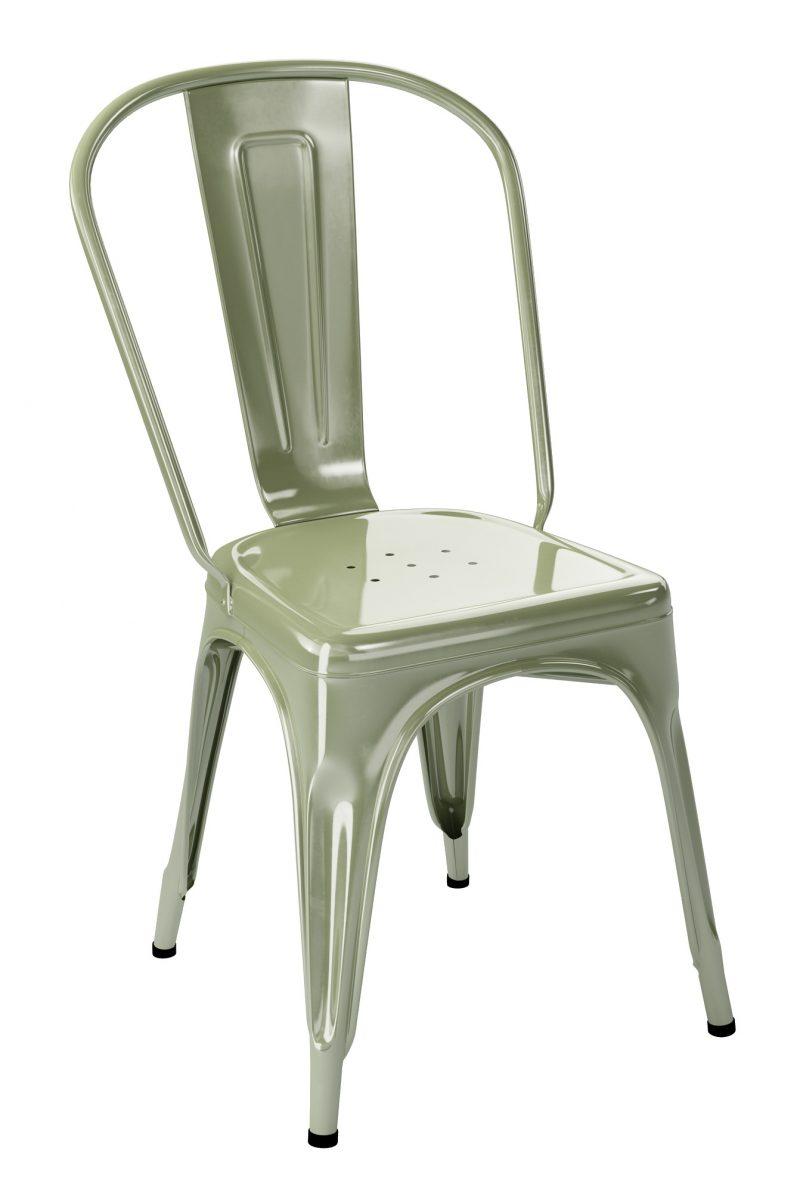 Les 50 coloris de la chaise tolix a for Chaise kaki