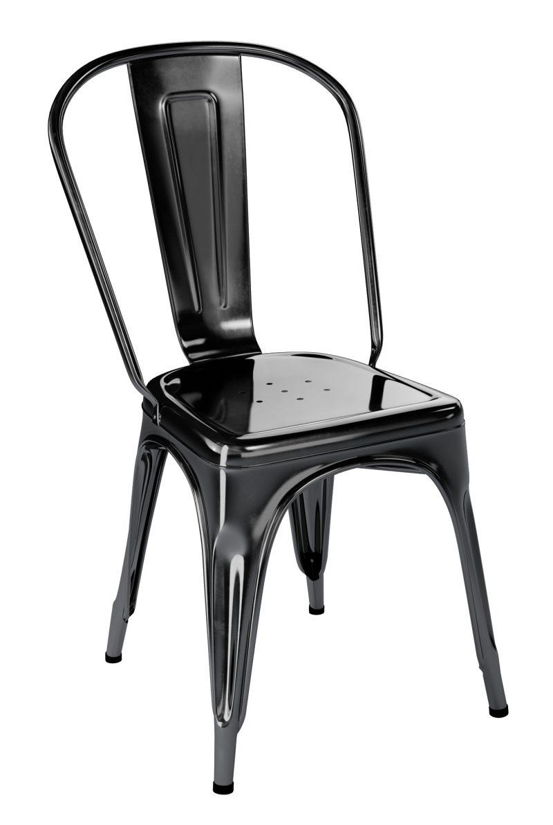 Chaise Tolix A Noir