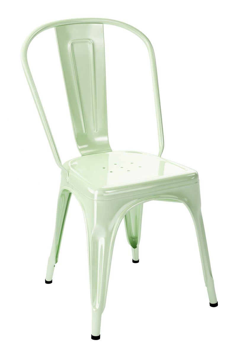 Chaise Tolix A Vert Anise