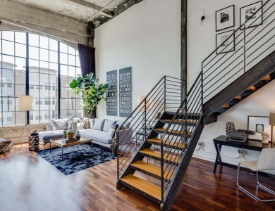 1097 Howard Street Loft à San Francisco