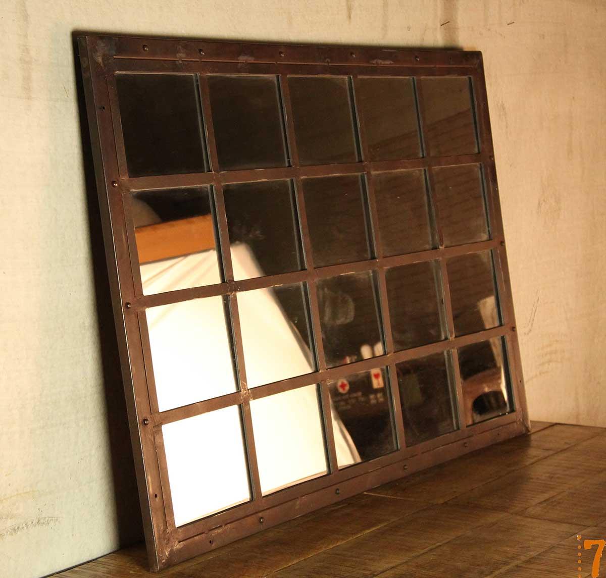 Miroir esprit atelier for Miroir atelier