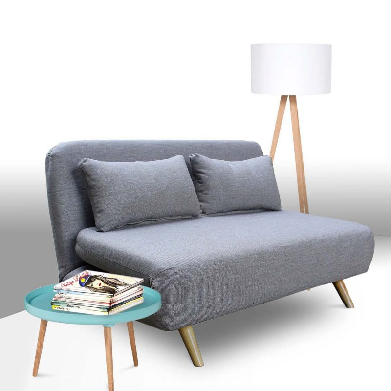 28 idees de canape convertible for Canapé convertible scandinave pour noël decoration maison