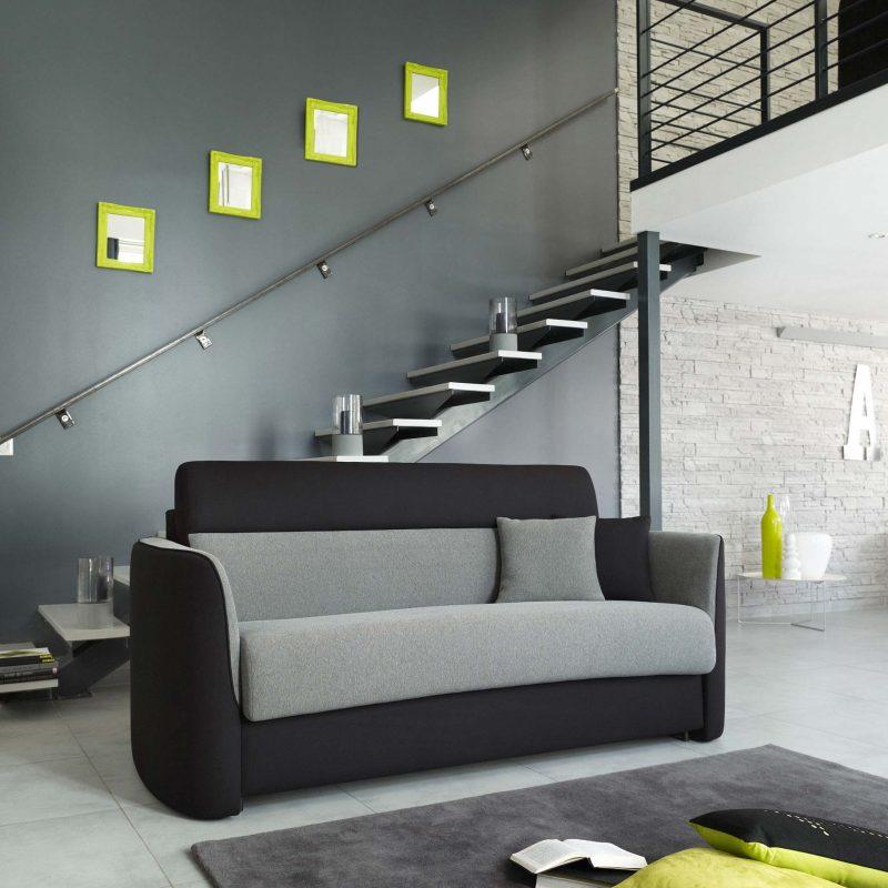 Canapé lit Dunlopillo