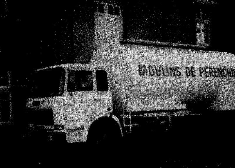 Camion Moulins de Pérenchies