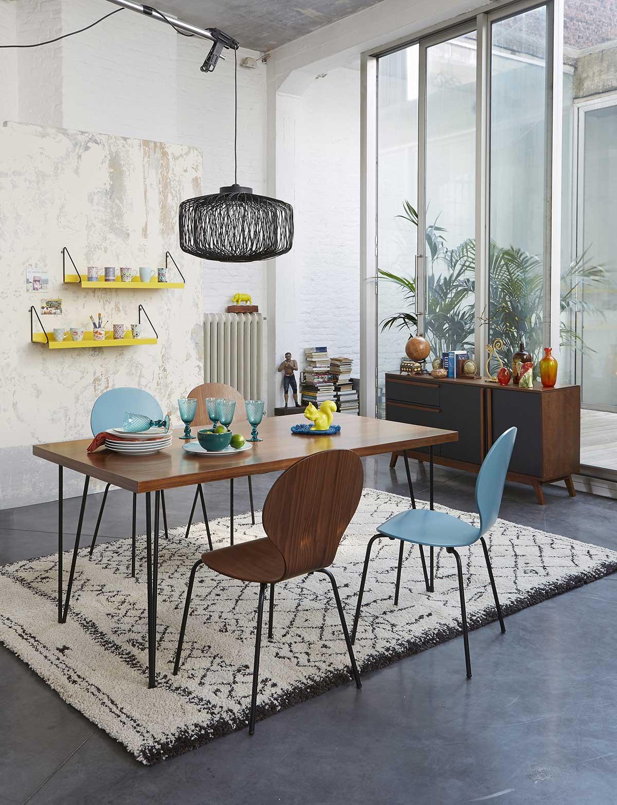 d co vintage la redoute int rieur. Black Bedroom Furniture Sets. Home Design Ideas