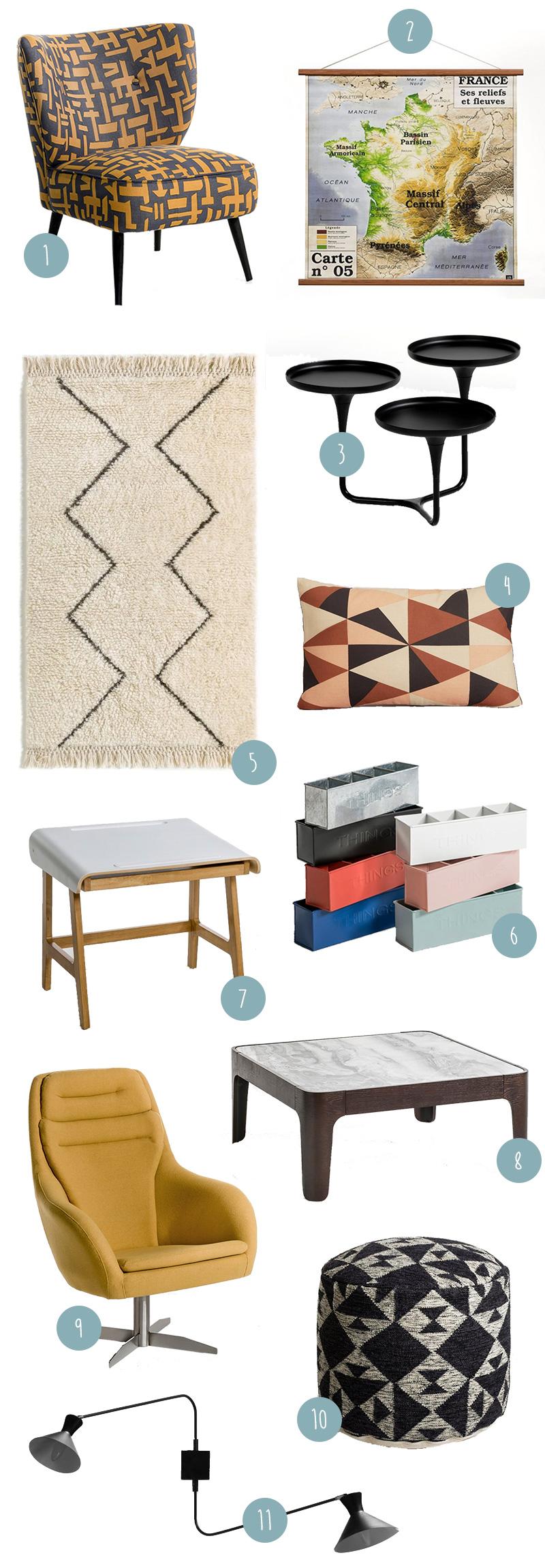 soldes mobilier et d co am pm. Black Bedroom Furniture Sets. Home Design Ideas