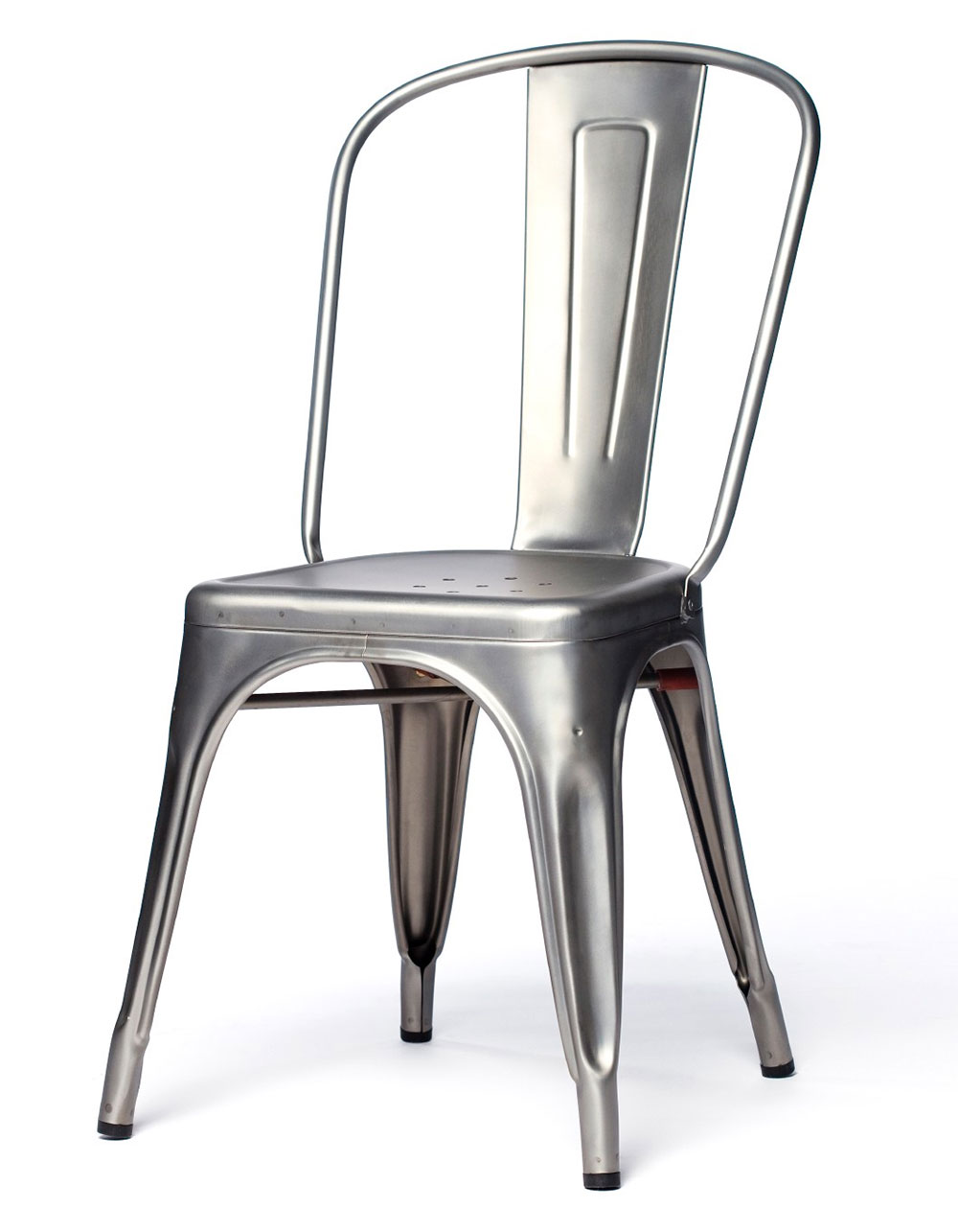 chaise tolix industrielle. Black Bedroom Furniture Sets. Home Design Ideas