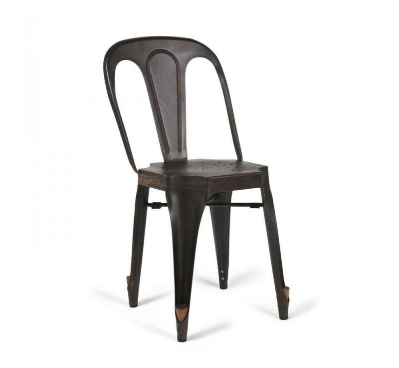 13 id es de chaise pour une d co industrielle. Black Bedroom Furniture Sets. Home Design Ideas