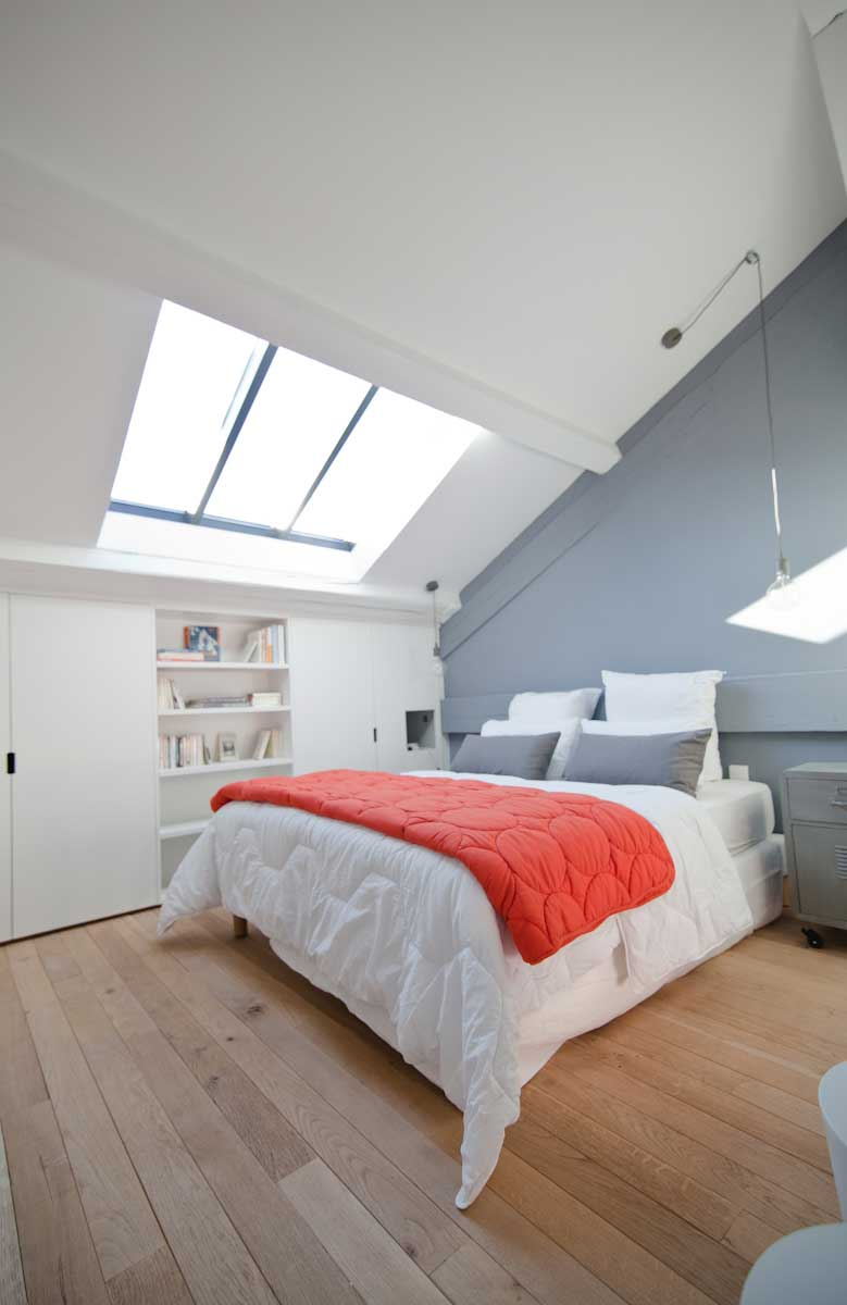 Mini loft à Villeurbanne