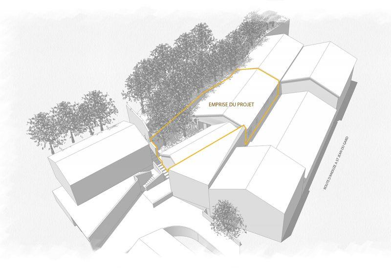 Papeterie reconvertie en loft