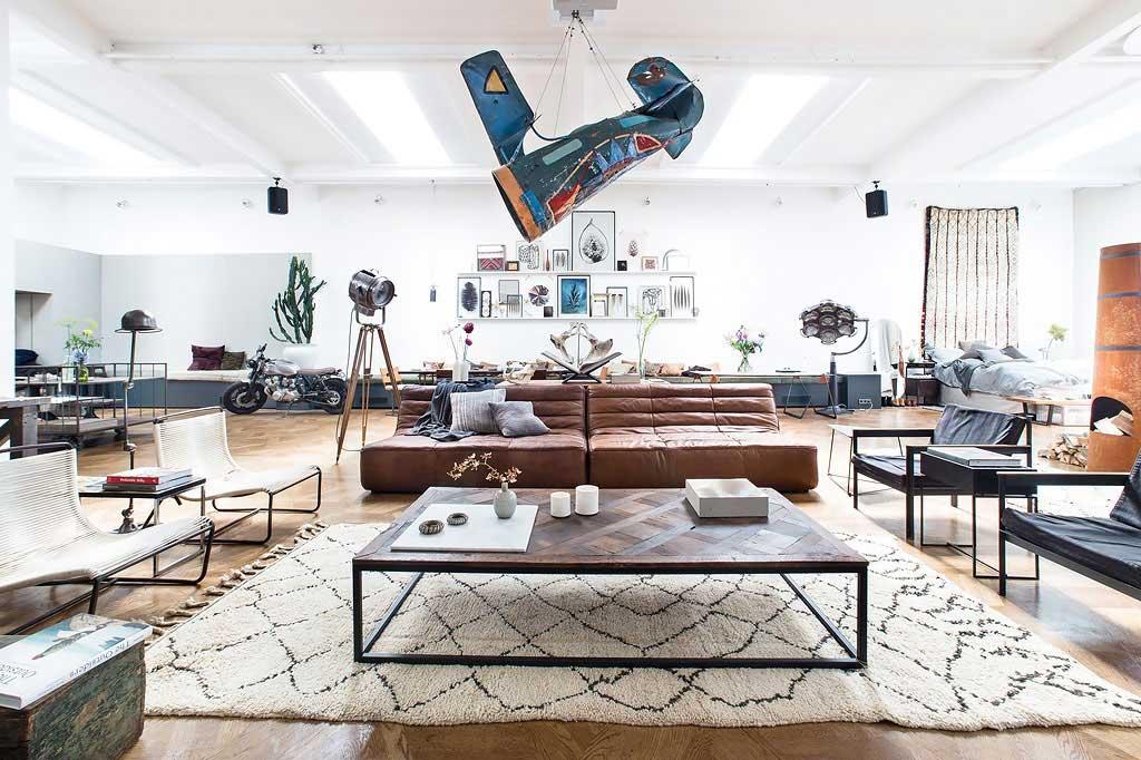Loft amsterdam loft atelier plateau surface vendre - Appartement a vendre amsterdam ...