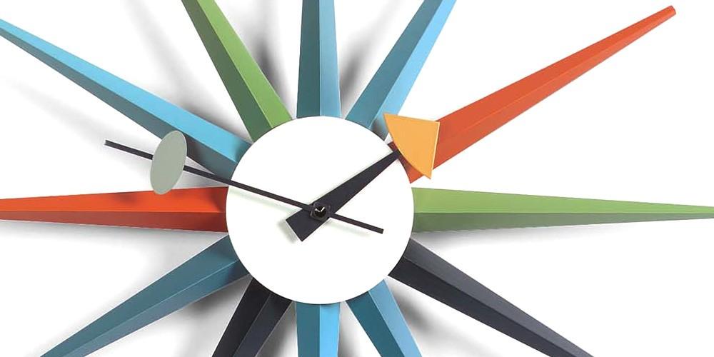 Idée déco horloge murale