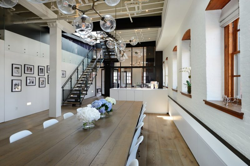 Loft penthouse à New York
