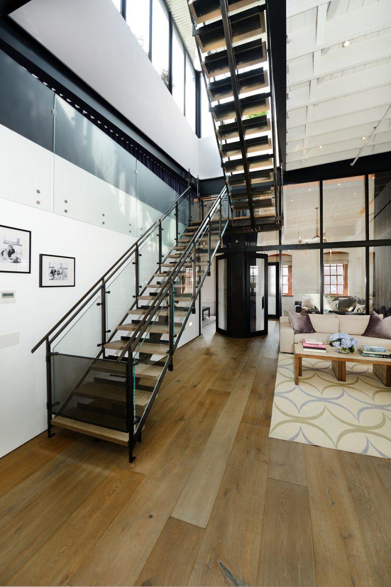 Loft penthouse à New York