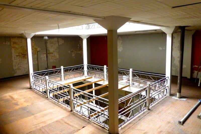 Surface brute de 440 m transformer en loft bordeaux - Atelier loft a renover ...