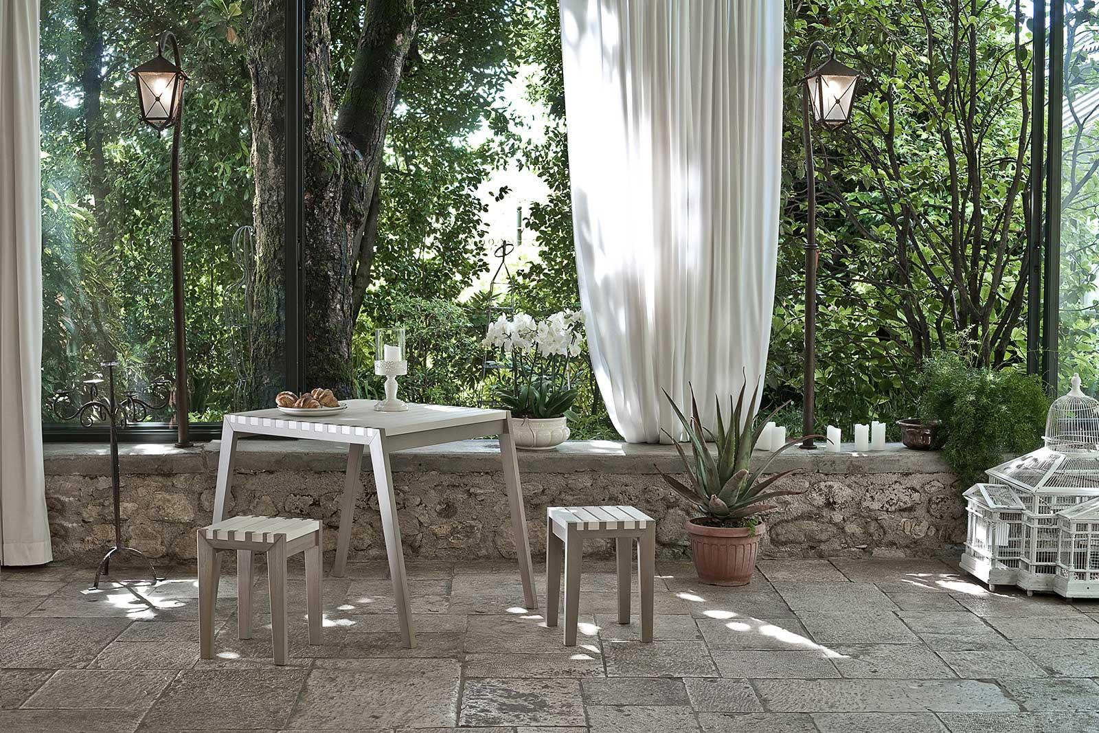 Salon salon de jardin zyke meilleures id es pour la - Mobilier de jardin en teck massif asnieres sur seine ...
