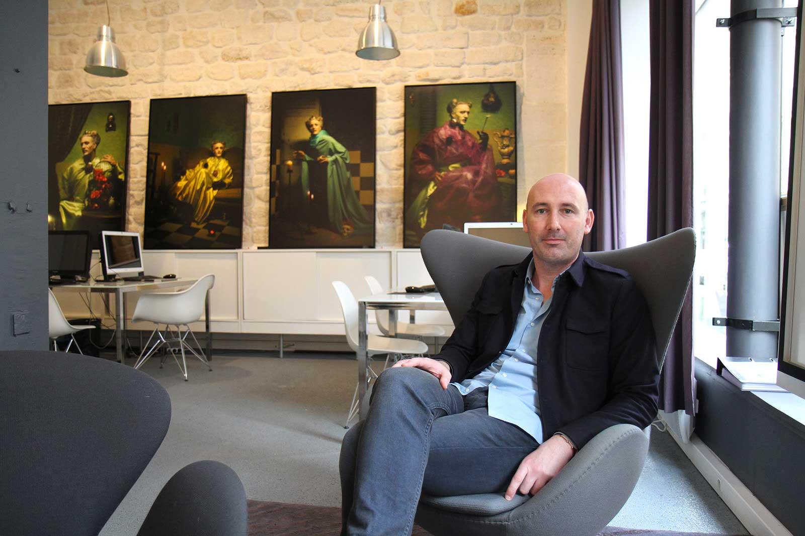 interview de julien haussy fondateur de l 39 agence espaces atypiques. Black Bedroom Furniture Sets. Home Design Ideas