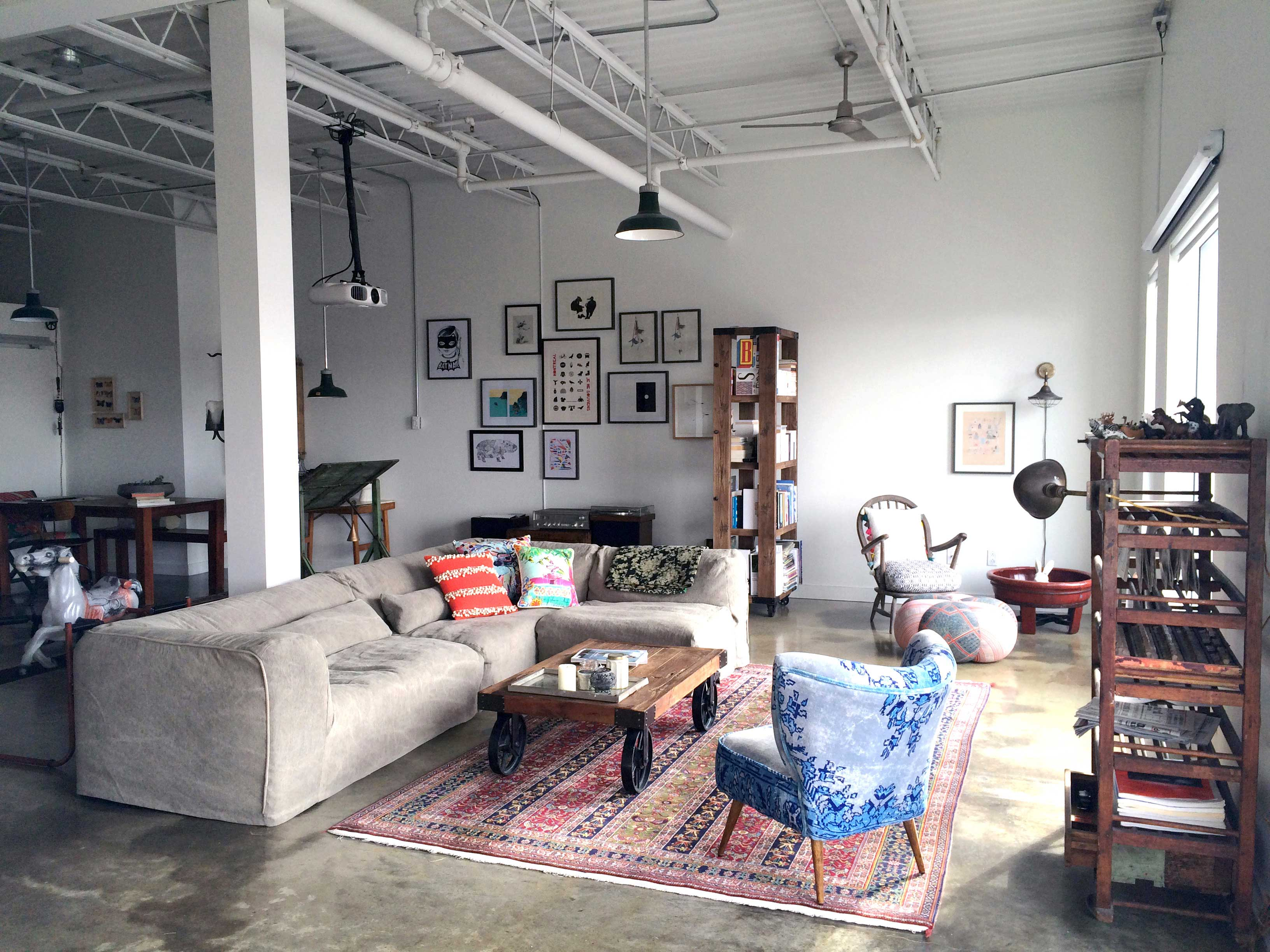 D co loft montreal for Boutique meuble montreal