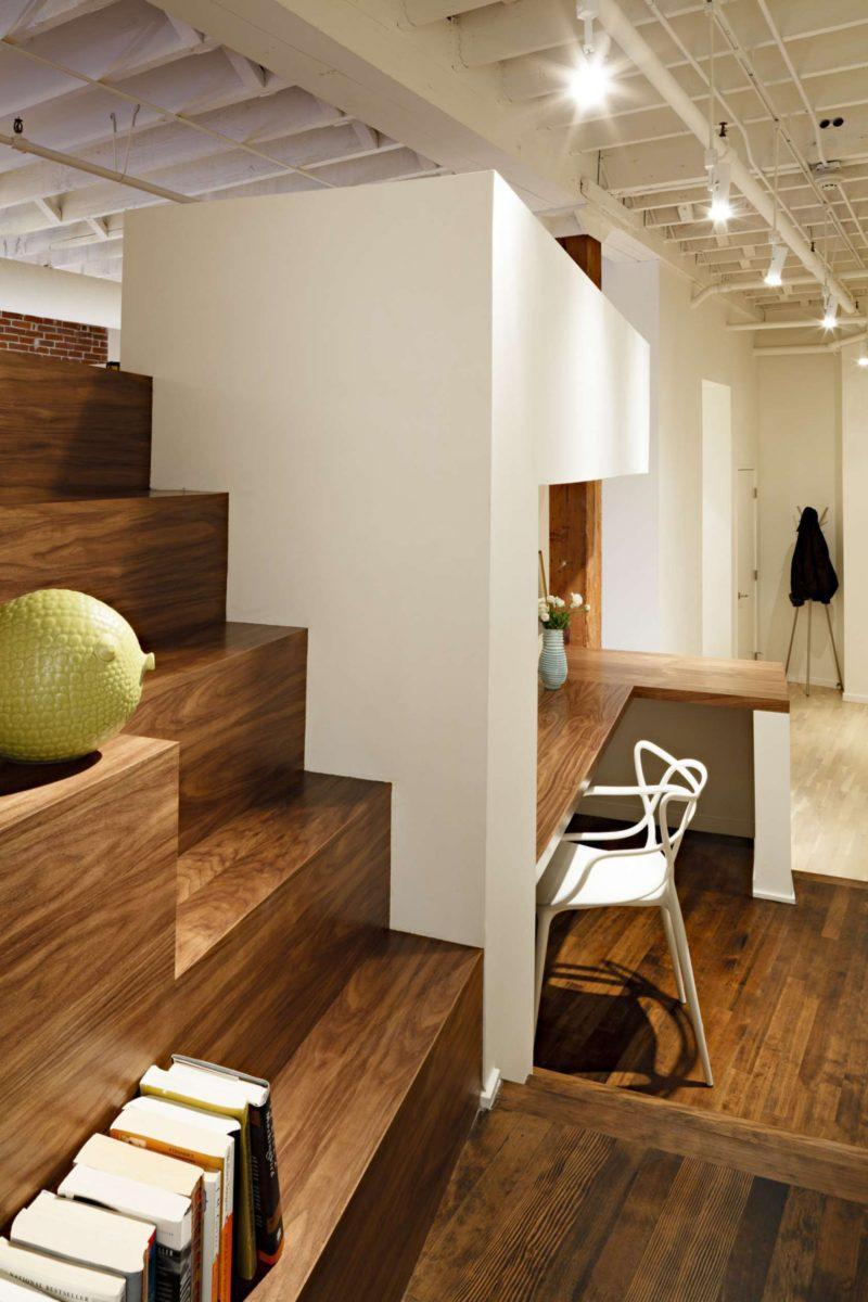 Loft à Portland par Dangermond Keane Architecture