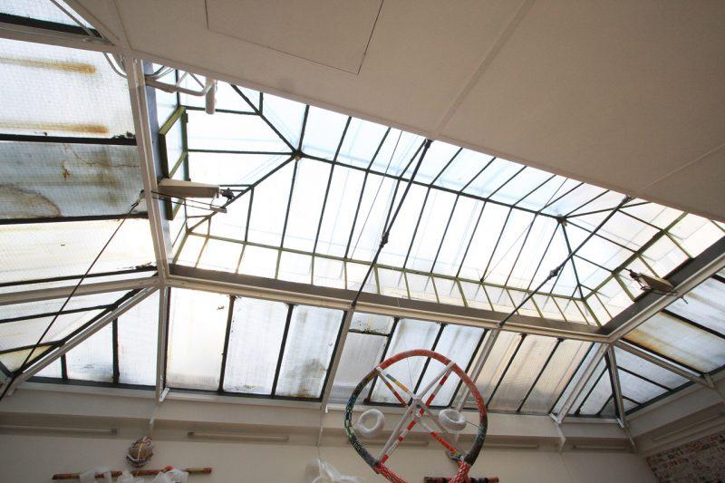 plafond verri re