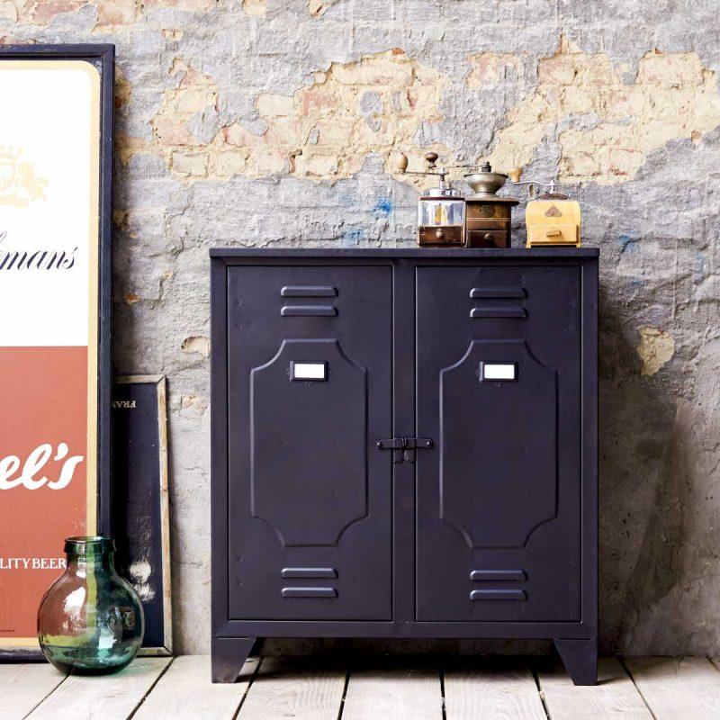 le style industriel par tikamoon. Black Bedroom Furniture Sets. Home Design Ideas