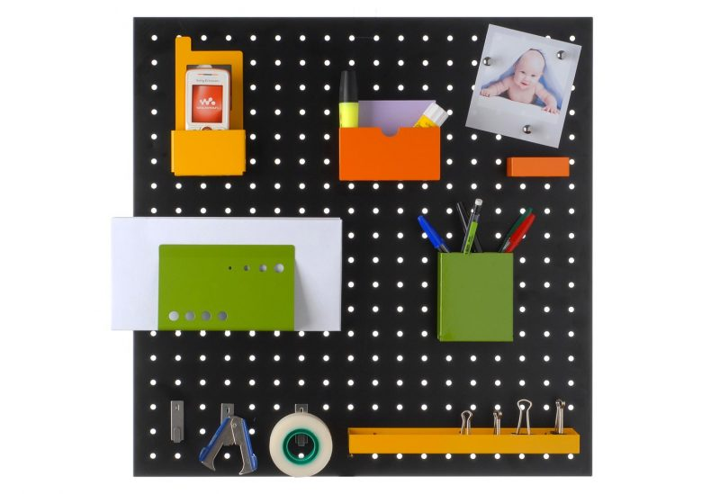 10 id es d co de vide poche mural. Black Bedroom Furniture Sets. Home Design Ideas