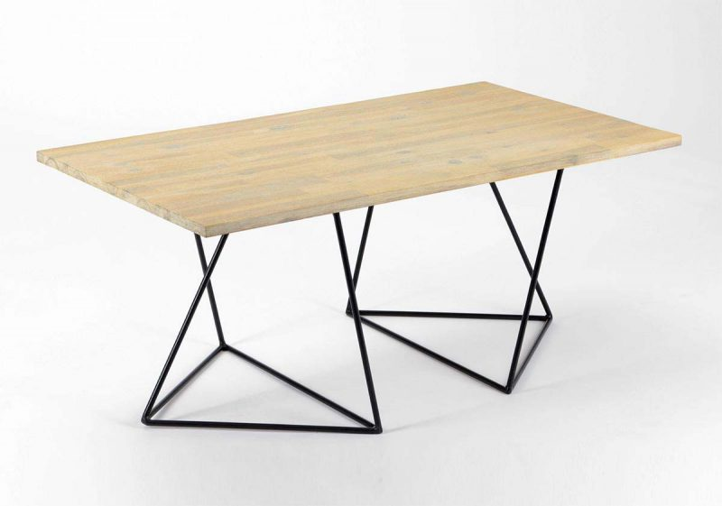 Treteau pas cher for Table bureau
