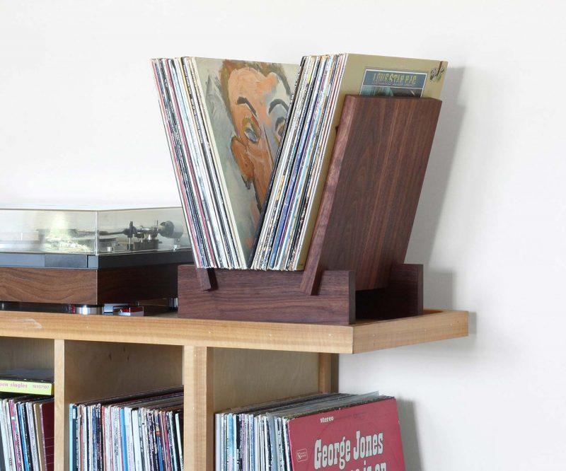 Idée déco disques vinyles
