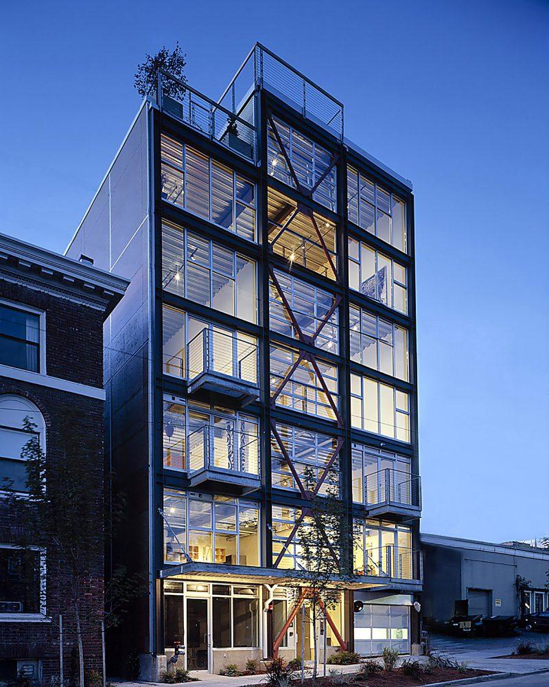 Loft à Seattle