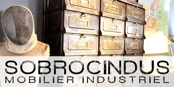 Sobrocindus mobilier industriel
