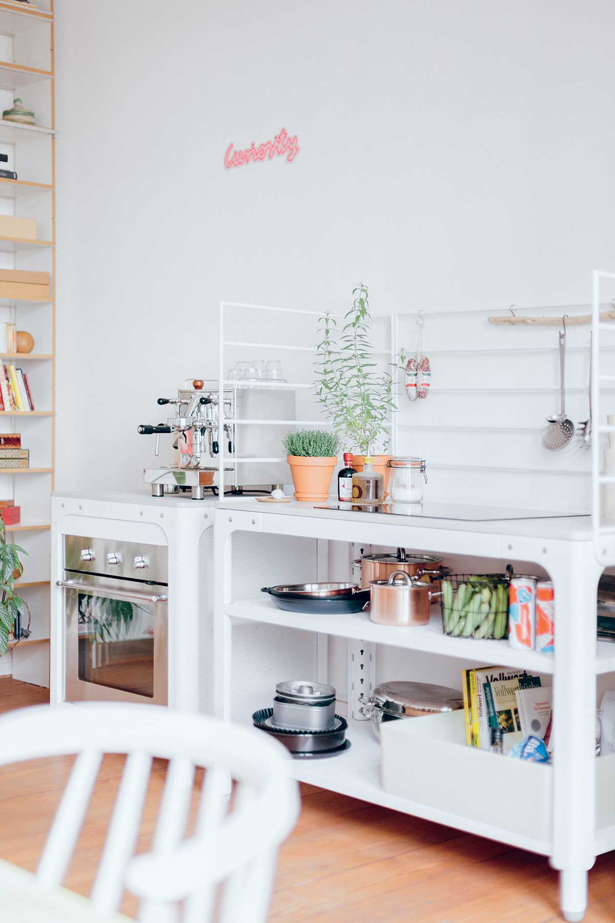 cuisine originale modules. Black Bedroom Furniture Sets. Home Design Ideas