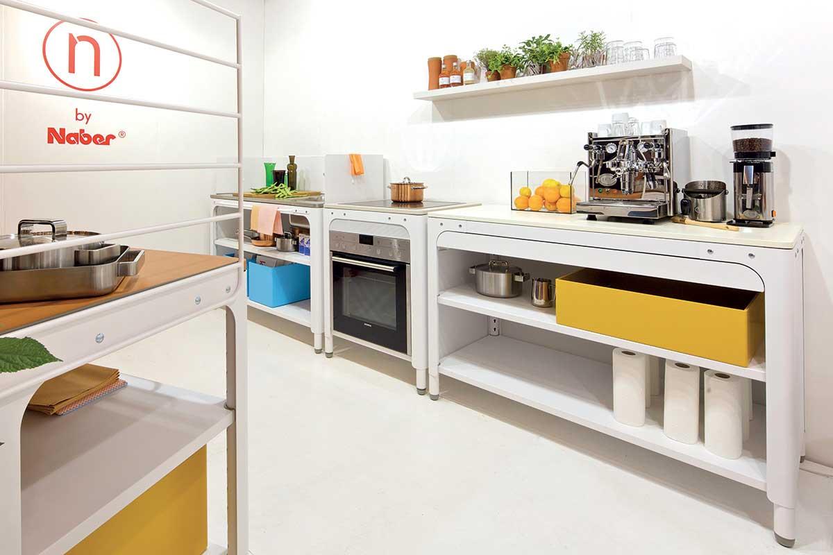 cuisine modules n by naber. Black Bedroom Furniture Sets. Home Design Ideas
