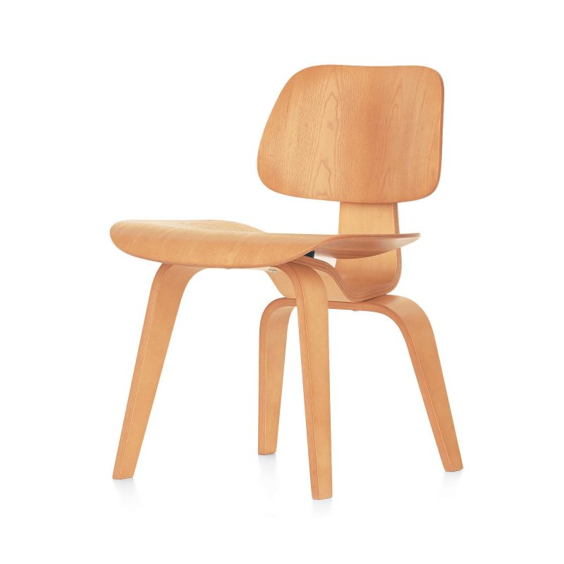 Chaise Eames DCW