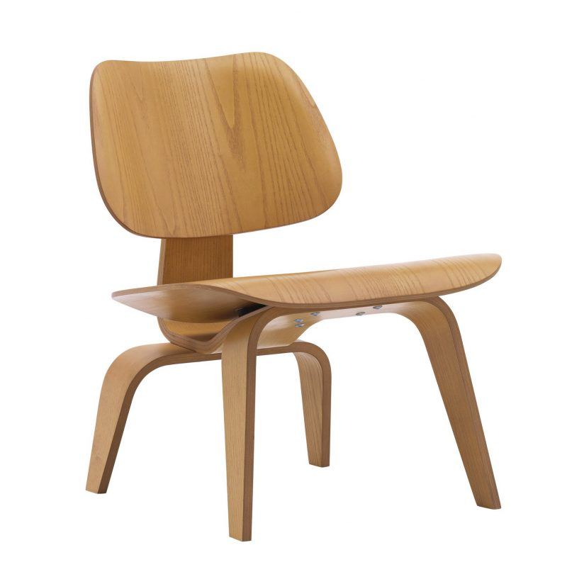 Chaise Eames LCW