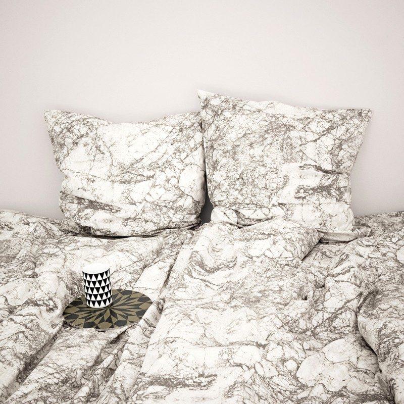 Housse de couette marbre par Ferm Living