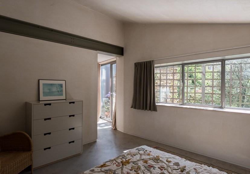 Chambre du loft for Atelier du loft
