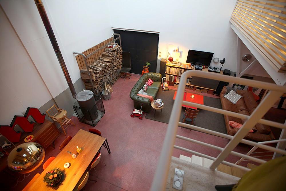 Loft à Argenteuil
