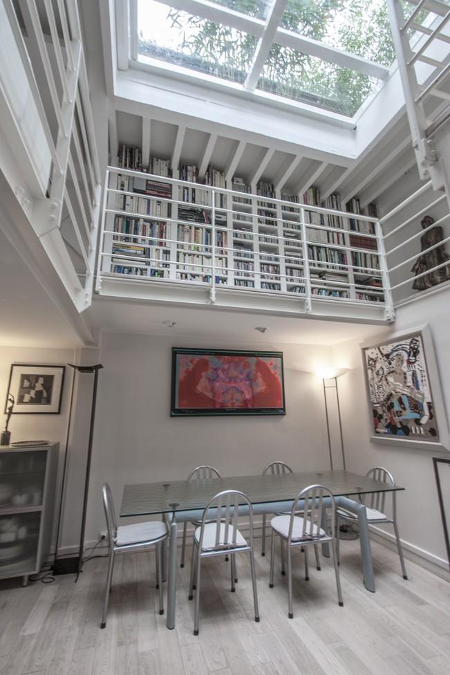loft avec grande hauteur paris