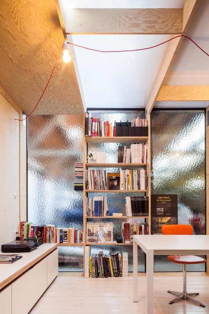 Bureau dans le loft