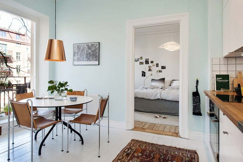 Comment cr er une d co scandinave for Deco de cuisine pastel