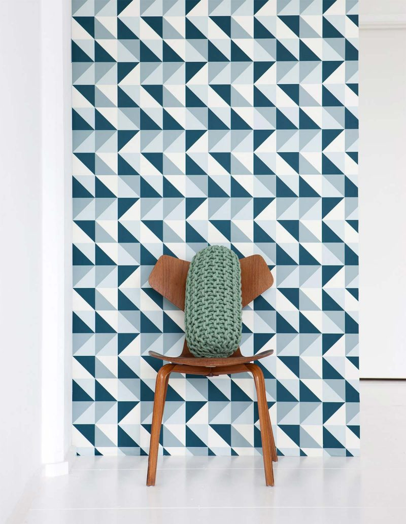 Comment cr er une d co scandinave - Papier peint graham brown leroy merlin ...