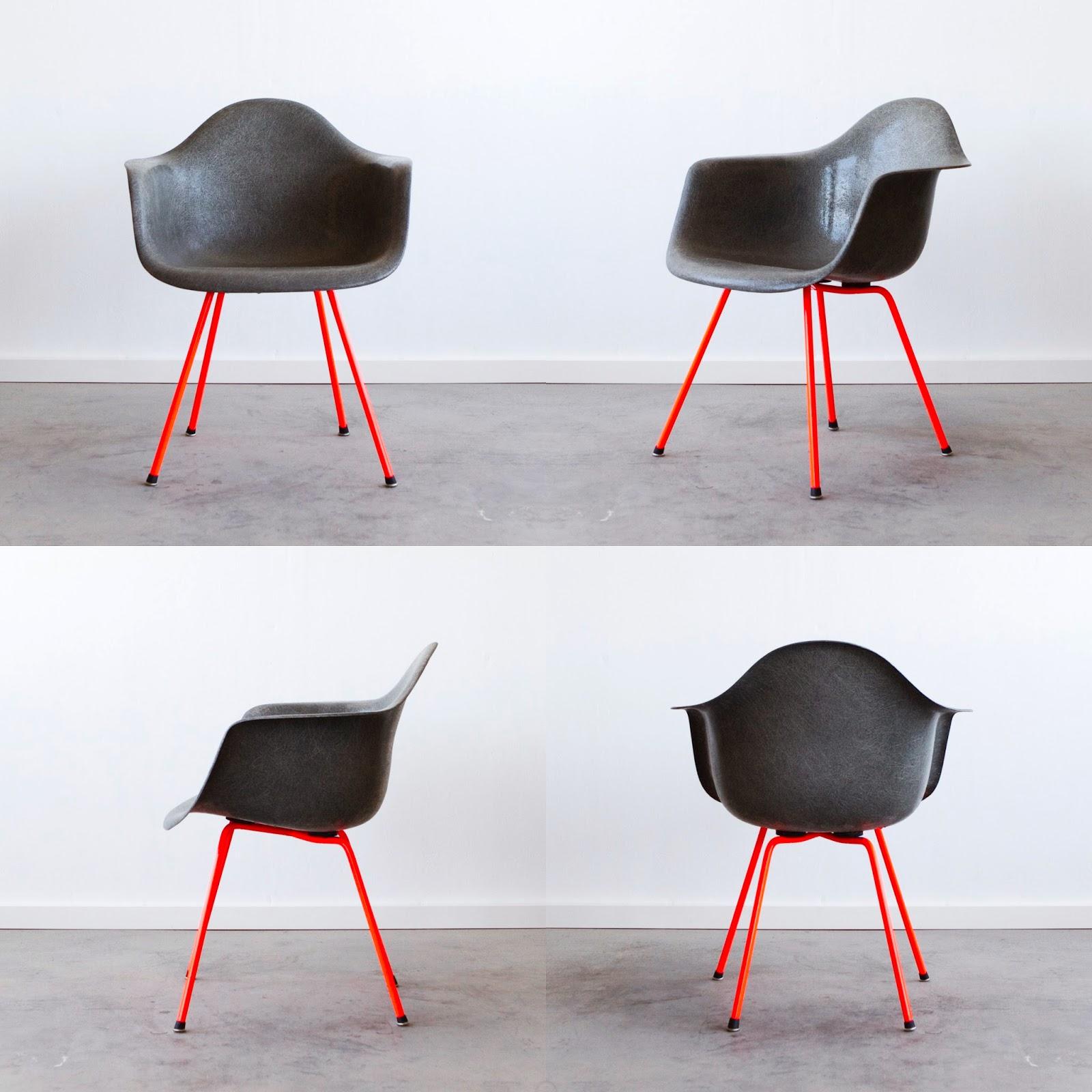 Chaise eames dax for Acheter chaise eames