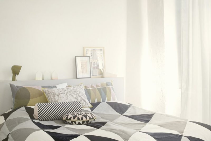Comment cr er une d co scandinave for Housse de couette nordique