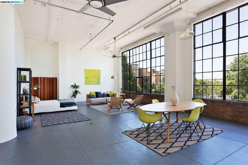 Loft à Emeryville en Californie